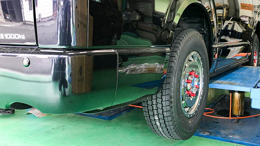 ハイエース 4WD ディーゼル のその他諸々