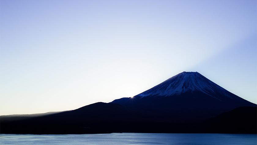 本栖湖の初日の出撮影時間