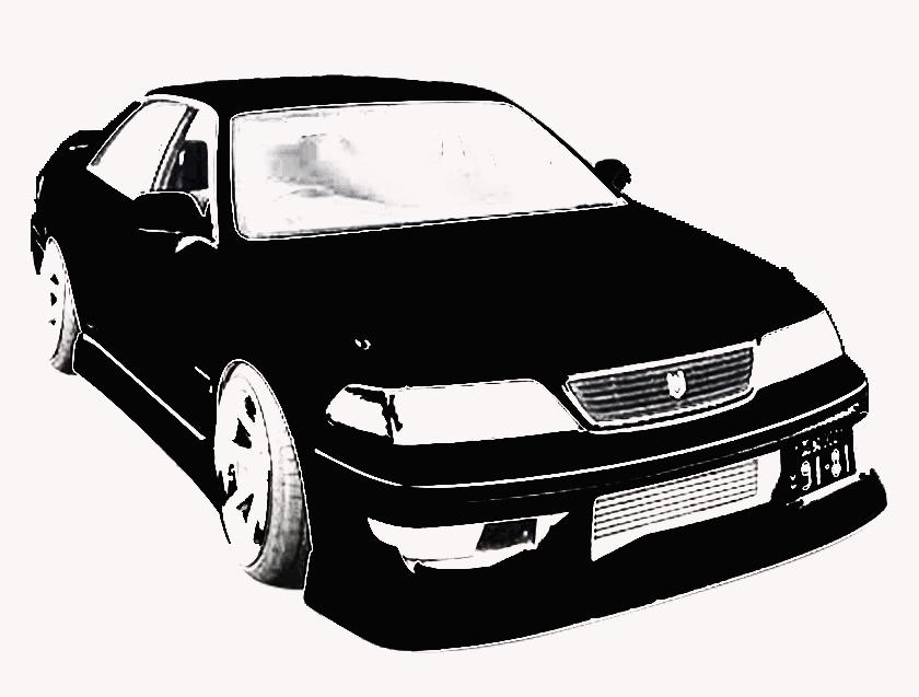 100マークⅡのの中古車