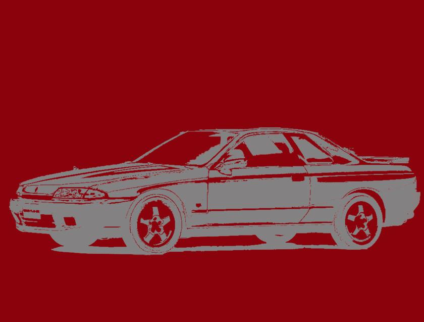 スカイライン(32)の中古車