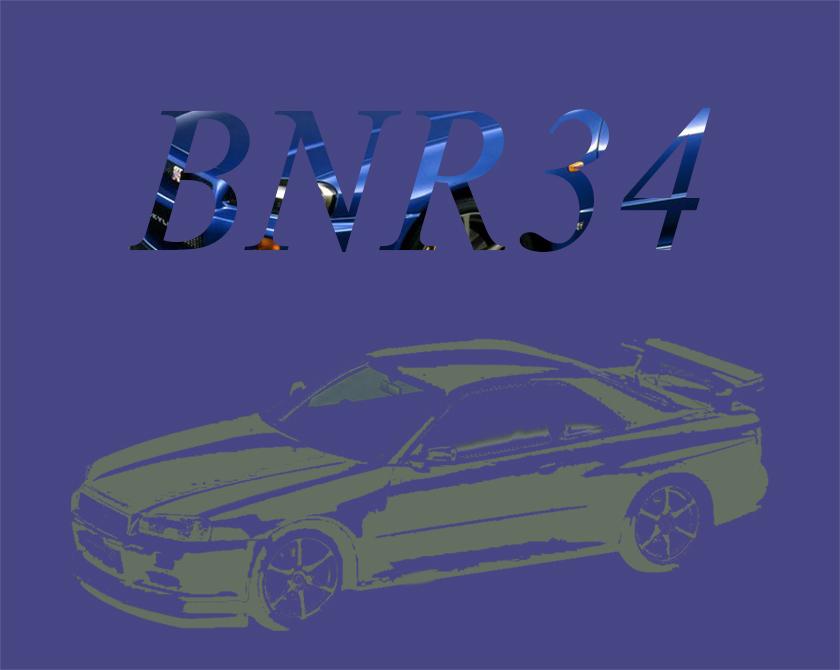 BNR34の中古車