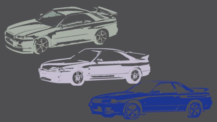 第2世代GT-R 中古車のまとめ